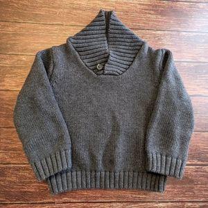 Gymboree Grey Sweater